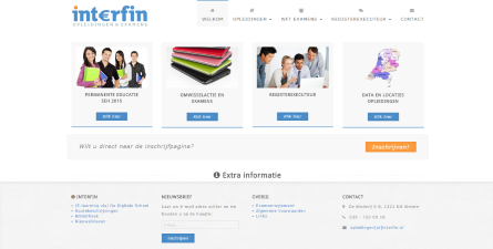 Interfin - Educatie & Examens