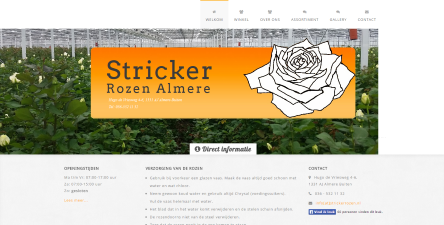 Stricker Rozenkwekerij